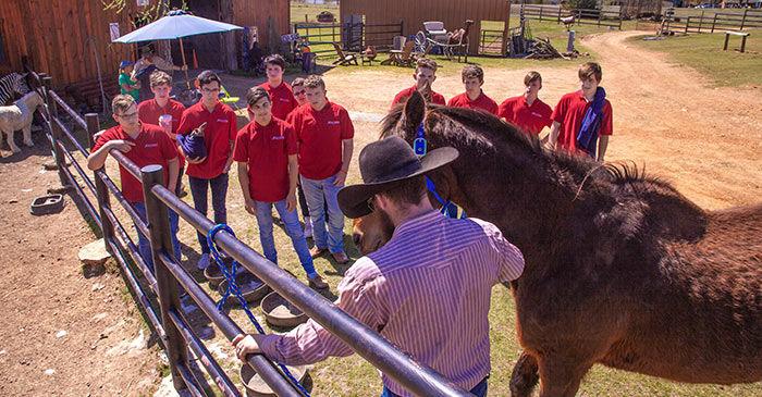 boys ranches in Oklahoma